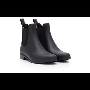Sam Edelman Shoes - New Sam Edelman Tinsley Rubber Rain Boot Black